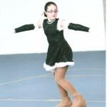 Aurora Castelletti - 2° class. Camp. Prov.li Uisp 2011 - 1° Livello Deb. gr. A