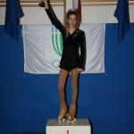 Dana Capocasa - Campionessa Provinciale 1° Livello Prof. gr. B