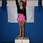 Deborah Prete - Campionessa Prov.le Uisp 2011 cat. Azzurri Uisp femminile