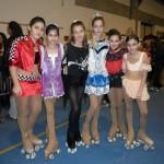 Margherita, Alessia, Ilaria, Dana, Federica e Irene