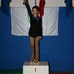 Federica Bovara - Campionessa Prov.le Uisp 2011 cat. Piccoli Azzurri femminile