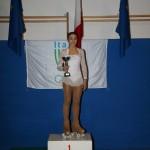 Francesca Mattioli - Campionessa Provinciale Uisp 2011 - 1° Liv. Deb. gr. C