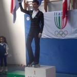 Gianfederico Cifaldi - Campione Provinciale Uisp 2011 Formula 3 A Maschile