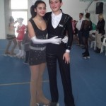Gianfederico Bond e la Bond Girl Benedetta