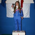 Giulia Marcantoni - Camp. Prov.le Uisp 2011 3° Livello Prof.