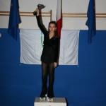 Ilaria Aureli - Campionessa Prov.le Uisp 2011 2° Livello Deb. gr. A