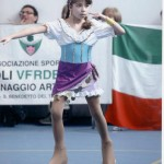 Stefania Camaioni - Campionessa Provinciale Uisp 2011 - 1° Livello Debuttanti - gr. A