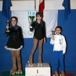 Stefania Camaioni - Campionessa Prov.le Uisp 2011 1° liv. Debuttanti gr. A
