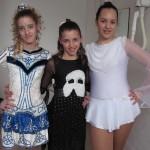 Dana, Ilaria e Angelica
