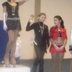 Benedetta Goglia - Campionessa Provinciale FlHP 2011 specialità: Es. Liberi