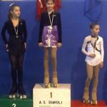 Alessia Giantomassi - Campionessa Regionale F.I.H.P. 2011 - es. obbligatori