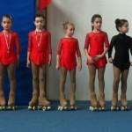 alcuni atleti della cat. giovanissimi femminile