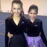 Ilaria e Alessia ai Regionali Fihp 2011