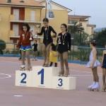 Aurora Castelletti - 3° class. Campionati Reg.li Uisp 2011