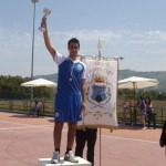 Edoardo De Renzis - Campione Regionale Uisp 2011