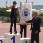Florinda Sciarroni - Campionessa Regionale Uisp 2011