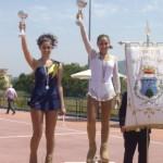 Francesca Mattioli - Campionessa Regionale Uisp 2011