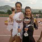 Ilaria e Angelica - Campionesse Regionali Uisp 2011