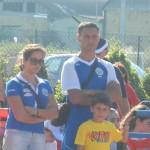 Il gruppo allenatori: Ivan, Annalisa e Kevin
