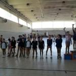 4° class. esercizi obbligatori - Camp. Reg.le Uisp 2013 - Ancona