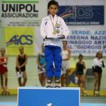 Kevin Bovara - Campione Italiano Aics 2011 cat. Pre Giovanissimi 2004-2005