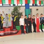 Premiazione Trofeo Naz.le Pordenone 2012:  Alex 2° classificato