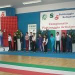 Vincenzo Mattioli - 11° class. Esercizi Liberi ai Campionati Italiani Uisp 2012