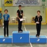 Vincenzo vince la medaglia di bronzo ai Campionati Naz.li Aics 2012 - Misano
