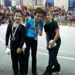Vincenzo Mattioli - bronzo ai Campionati Nazionali Aics - Misano 2-9 settembre 2012