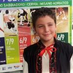Vincenzo Mattioli - medaglia di bronzo ai Campionati Italiani Aics 2012