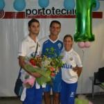 Ivan e i Campioni Europei 2011