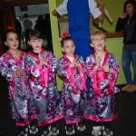 Aurora, Ginevra, Jasmine e Sofia