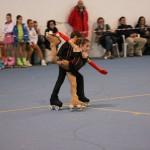 Alba Marconi e Kevin Bovara - Campioni Prov.li Uisp 2012