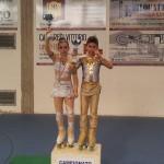 Alba e Kevin - Campioni Regionali Fihp 2015