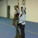 Alex e Irene: Campioni Provinciali e Reg.li Uisp 2012