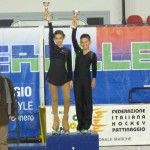 Alex e Irene - Campioni Regionali Fihp e Uisp 2012 cat. Coppie Artistico Esordienti Regionali