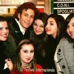 Andrea Aracu e le sue fans.