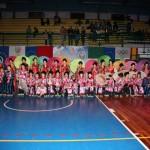 gli atleti del Gruppo 2012 - Sogni d'Oriente