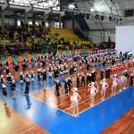 cerimonia di apertura: Danza Kuduro