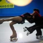 Kevin e Alba - bronzo ai Nazionali 2012