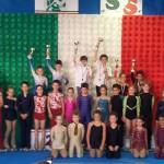 Kevin e Alba - terzi classificati ai Campionati Italiani 2012