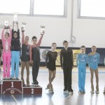 Alba e Kevin - 1° class. al Trofeo Barbieri 2014