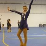 Ilaria Aureli - Campionessa Prov.le 2012 cat. Allievi Reg.li Es. Oblligatori