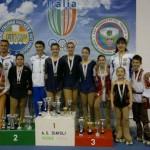 La Diavoli Verde Rosa - Campione Provinciale FIHP 2012