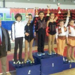 Alba Marconi e Kevin Bovara - Campioni Regionali cat. Giovanissimi