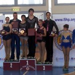 Arianna e Alessandro 3° Classificati alla Coppa Italia 2012