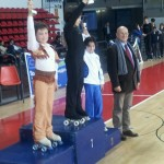 Vincenzo Mattioli - 3 medaglie d'argento ai Campionati Regionali FIHP 2012