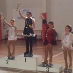 Aurora Castelletti - Campionessa Regionale 2012