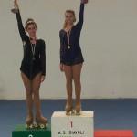 ILARIA SPINOZZI - Campionessa Regionale Uisp 2012 Es. Obbligatori