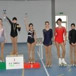 Ilaria Aureli - Campionato Reg.le Uisp 2012 5° class. es. obbligatori